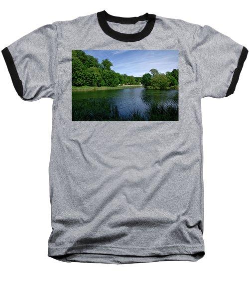 Rood Klooster Baseball T-Shirt