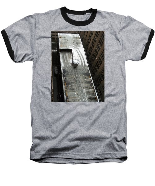 Roof Access Baseball T-Shirt