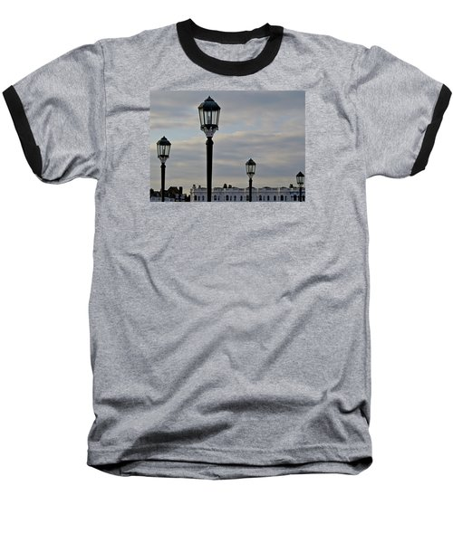 Roof Lights Baseball T-Shirt