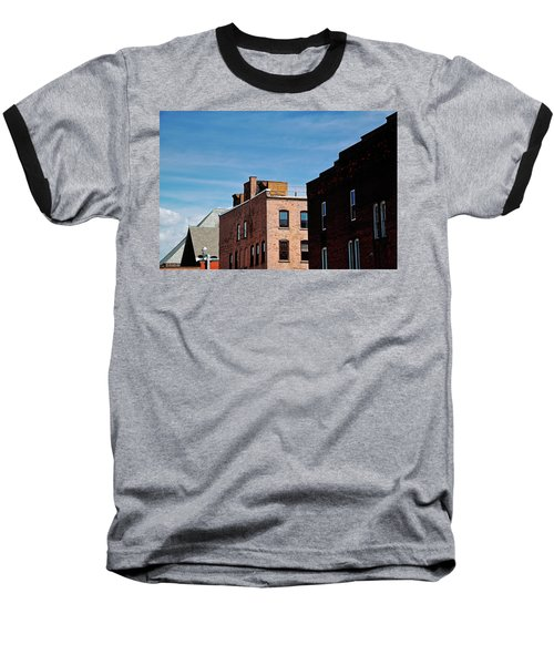 Rooflines No. 2 Baseball T-Shirt