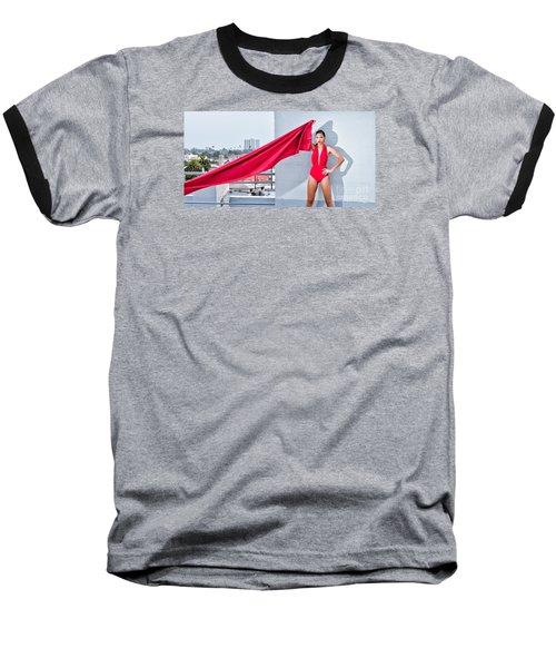 Rooftop Baseball T-Shirt