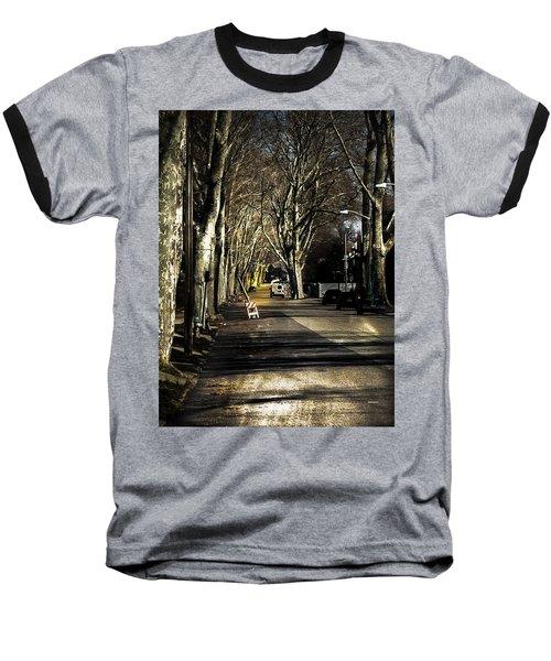 Roosevelt Avenue II Baseball T-Shirt
