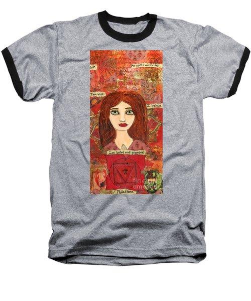 Root Chakra Baseball T-Shirt