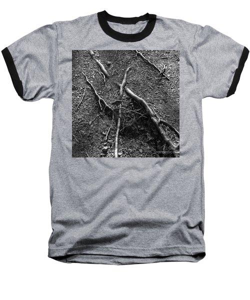 Roots Baseball T-Shirt by A K Dayton
