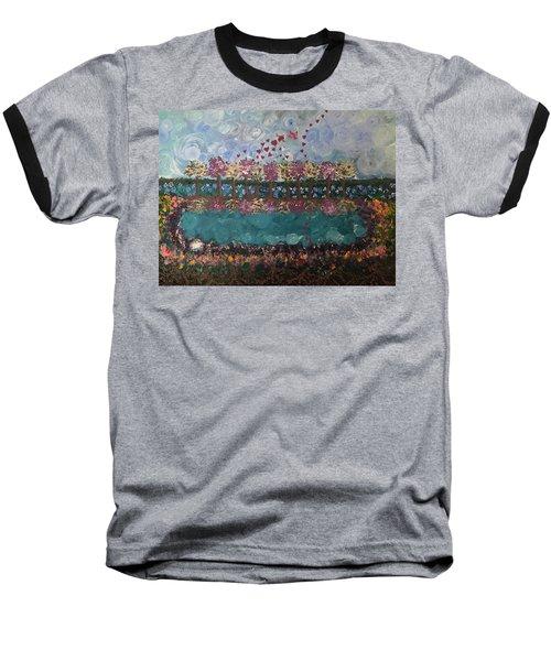 Roots And Wings Baseball T-Shirt