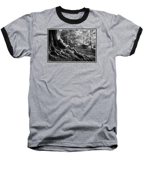 Roots Of Contemplation Baseball T-Shirt