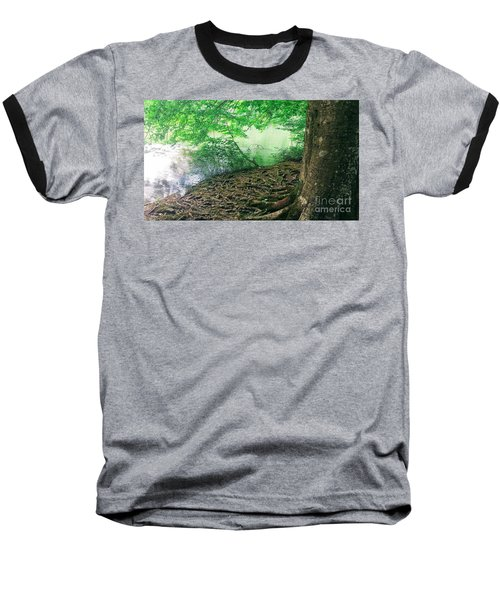 Roots On The River Baseball T-Shirt