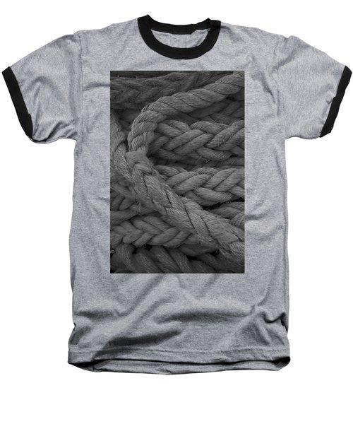 Rope I Baseball T-Shirt