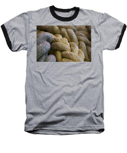 Rope  Baseball T-Shirt
