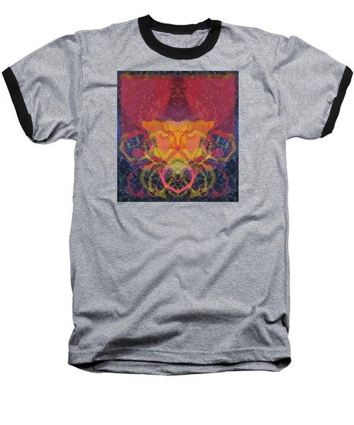 Rorschach1 Baseball T-Shirt