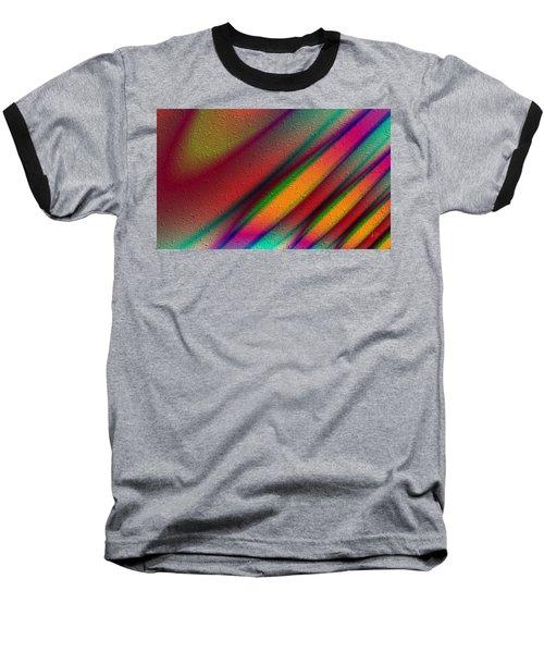 Rosa Y Oro Baseball T-Shirt