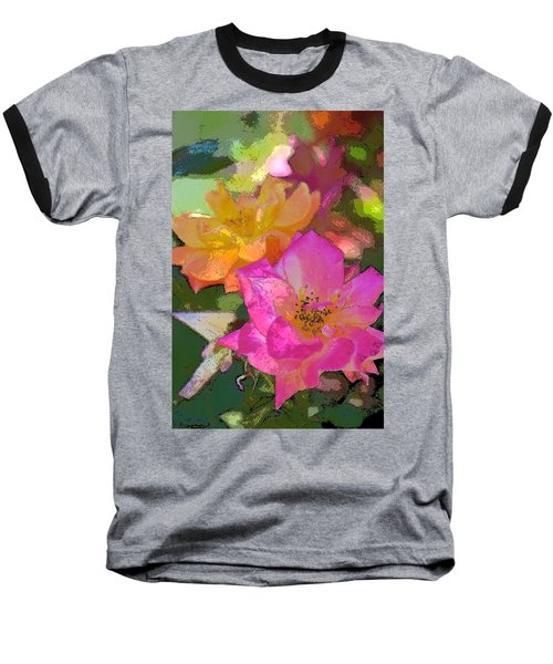 Rose 114 Baseball T-Shirt