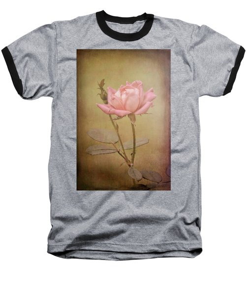 Rose 2 Baseball T-Shirt