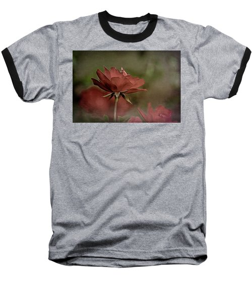 Rose 5 Baseball T-Shirt