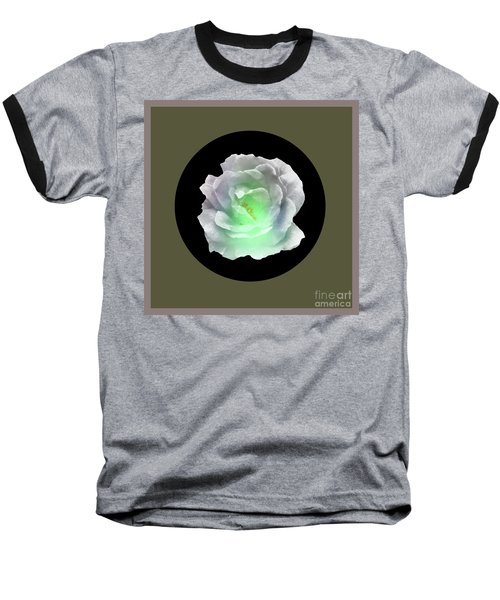 Rose 8-4 Baseball T-Shirt by John Krakora