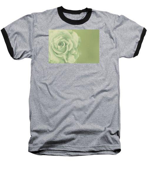 Baseball T-Shirt featuring the photograph Rose Antique by The Art Of Marilyn Ridoutt-Greene