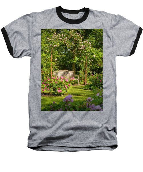 Rose Arbor Baseball T-Shirt
