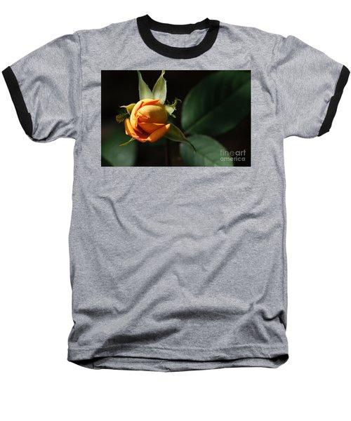 Rose Bud Baseball T-Shirt