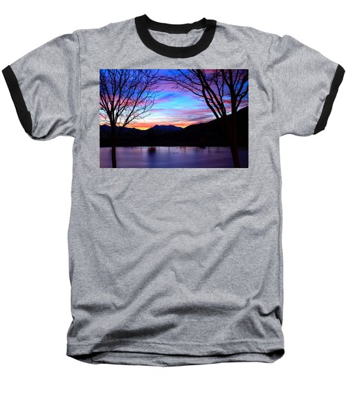 Rose Canyon Baseball T-Shirt by Paul Marto
