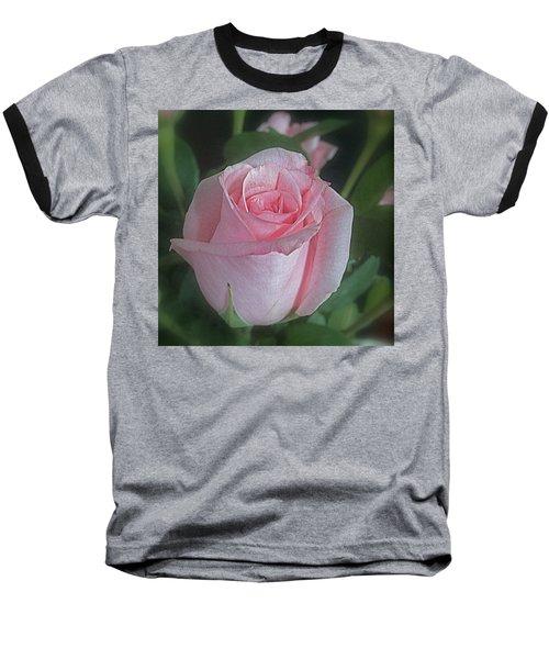 Rose Dreams Baseball T-Shirt by Suzy Piatt