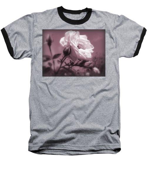 Rose In Rose Baseball T-Shirt
