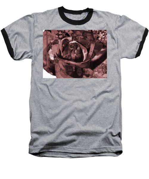 Rose No 2 Baseball T-Shirt