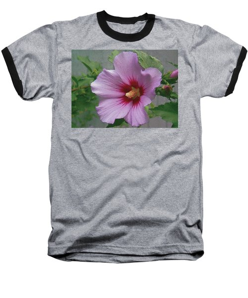 Rose Of Sharon Baseball T-Shirt