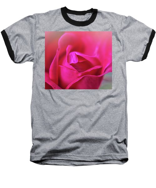 Rosebud Madness Baseball T-Shirt
