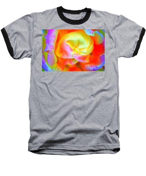 Roses 3 Baseball T-Shirt