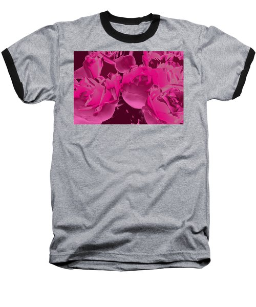 Roses #5 Baseball T-Shirt