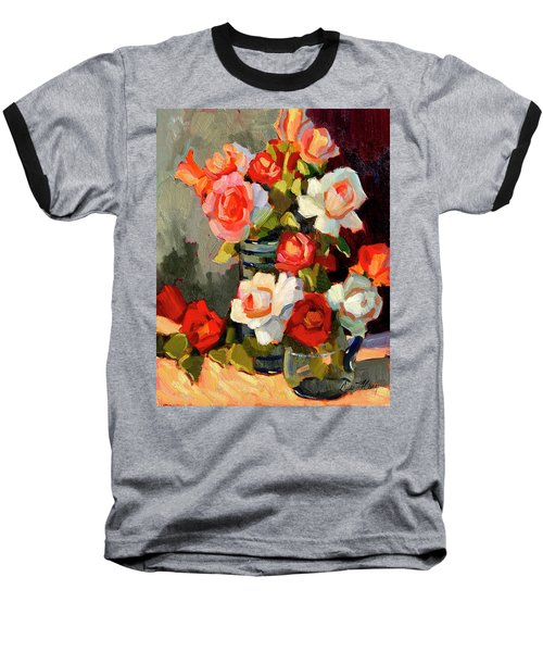 Roses From My Garden Baseball T-Shirt