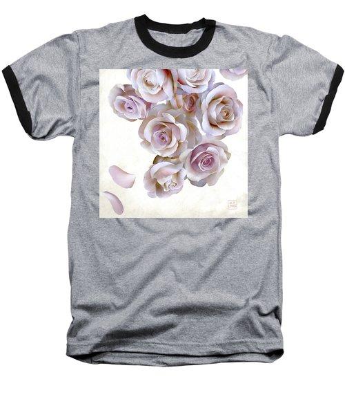 Roses Of Light Baseball T-Shirt