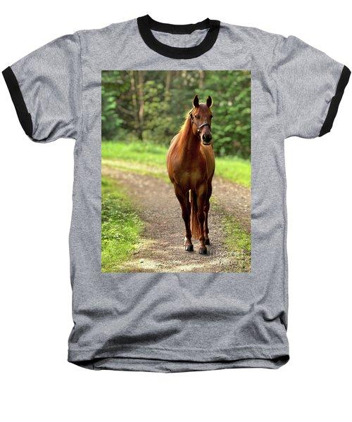 Rosey On The Road Baseball T-Shirt