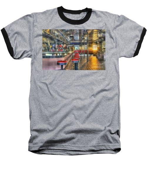 Rosies Diner Baseball T-Shirt