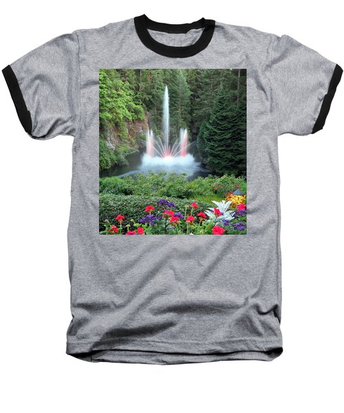 Ross Fountain Baseball T-Shirt