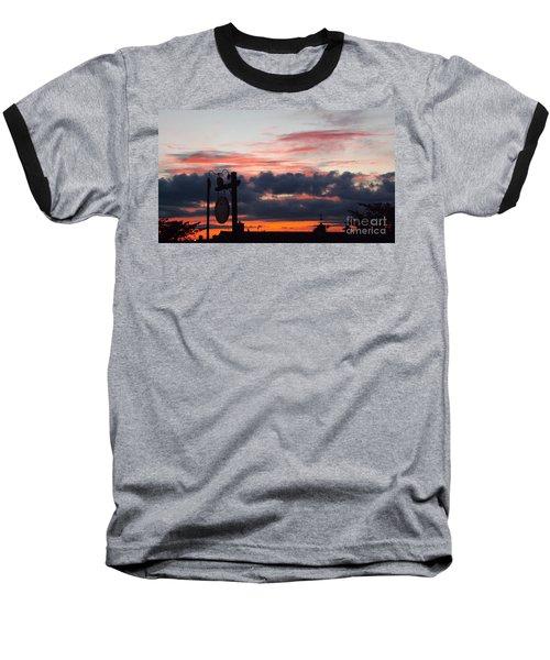 Rossington Sunset Baseball T-Shirt