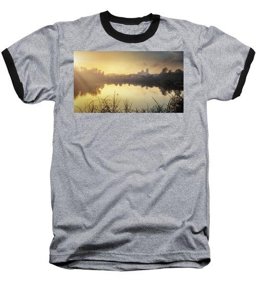 Roswell View Baseball T-Shirt