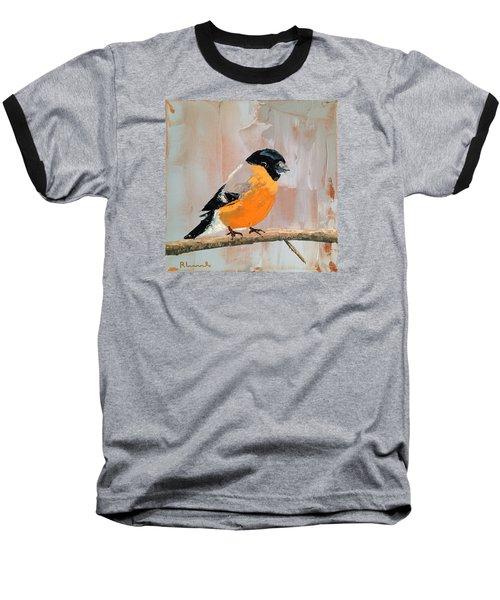 Rosy Cheeks Baseball T-Shirt