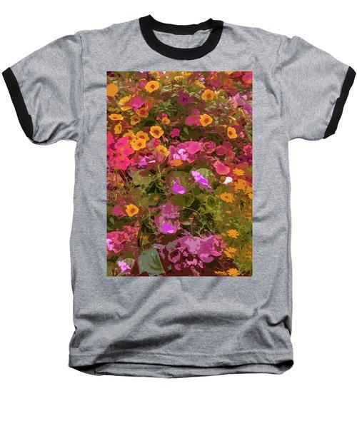 Rosy Garden Baseball T-Shirt