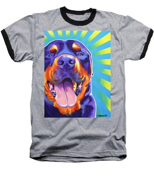 Rottweiler - Duncan Baseball T-Shirt