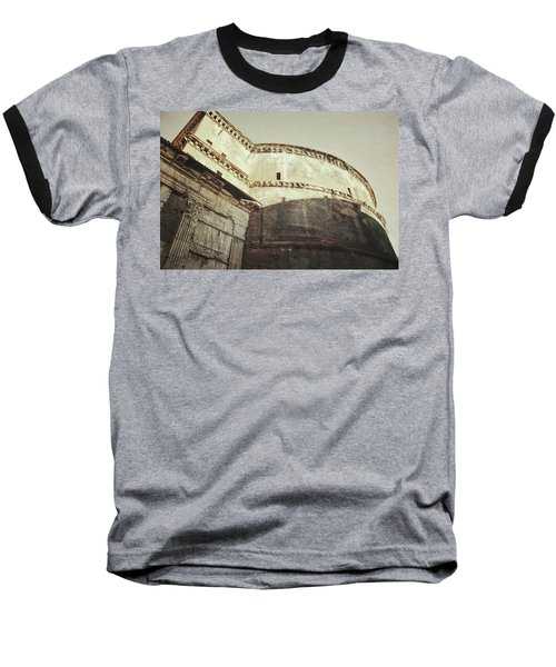 Rotunda Baseball T-Shirt by JAMART Photography