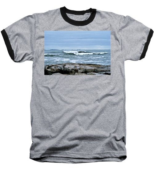 Rough Seas 2 Baseball T-Shirt