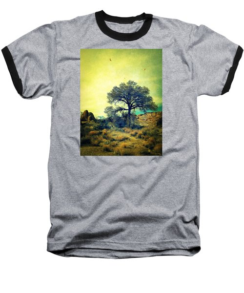 Baseball T-Shirt featuring the photograph Rough Terrain by Glenn McCarthy Art and Photography