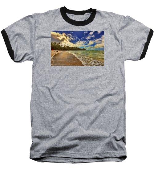 Rough Waters Baseball T-Shirt