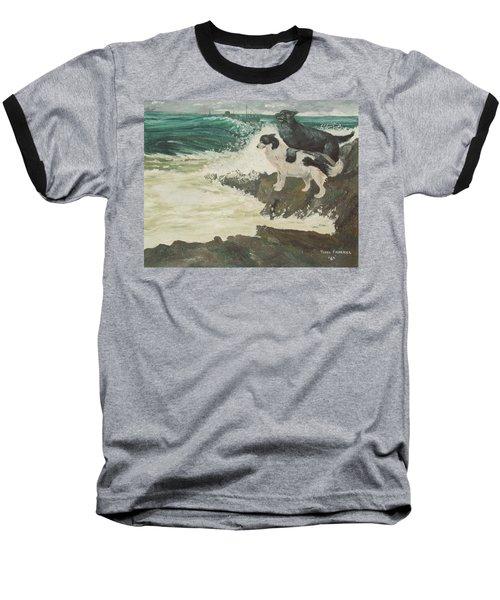 Roughsea Baseball T-Shirt