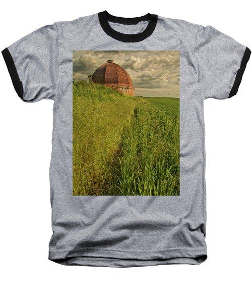 Round Barn Baseball T-Shirt