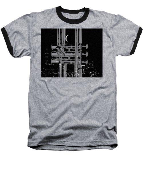 Round'bout Midnight Baseball T-Shirt