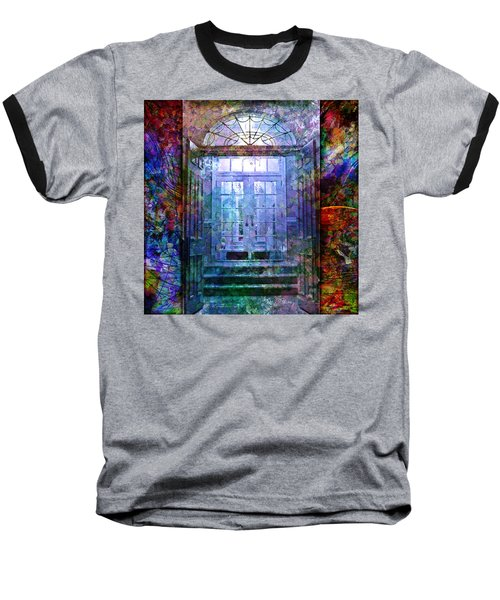 Rounded Doors Baseball T-Shirt