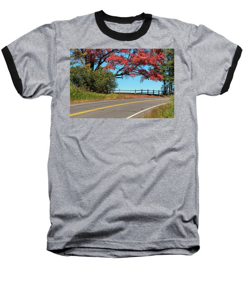 Route 5 Color Baseball T-Shirt