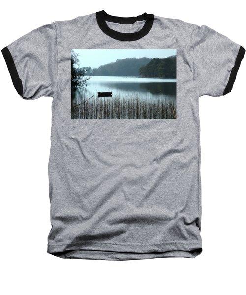 Rowboat On Muckross Lake Baseball T-Shirt